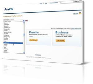 ebook panduan pembuatan rekening paypal